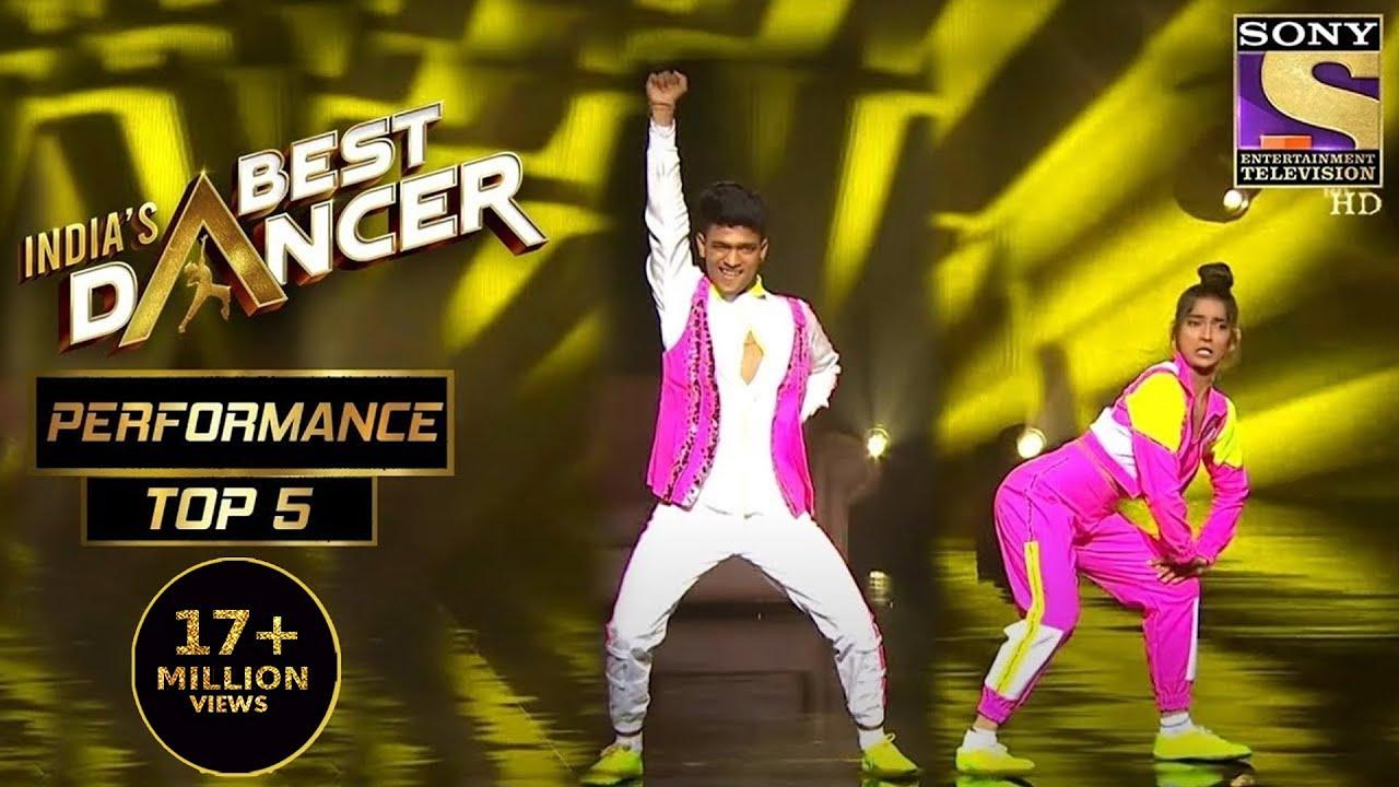 Download Tiger और Vartika ने 'Paagal' पे मचाया धूम! | India's Best Dancer | Best Of Top 5