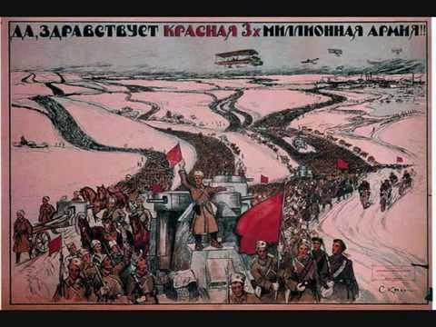 White Army, Black Baron - Russian Civil War
