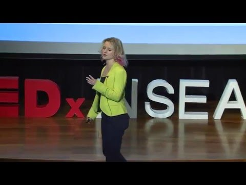 IMAGINE More women At The Top | Corinne Sawers | TEDxINSEADSingapore