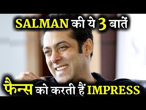 These 3 Things Make Salman Khan A Truly Great Human Being