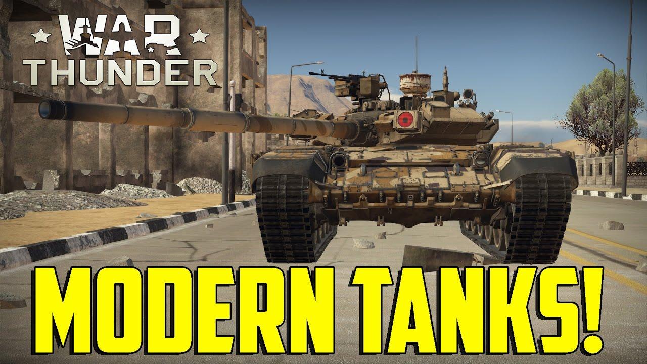war thunder modern tanks