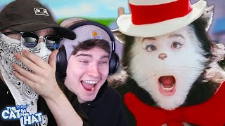 George And Will Watch Cat In The Hat (2003)