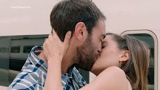 Carmen frena la marcha de Iñaki con un 'Te quiero' - Allí abajo