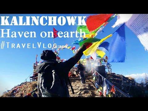 KALINCHOWK   Haven on earth   Travel vlog   Motovlog   Nepal