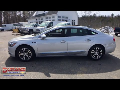 2017 Buick LaCrosse Hudson, Marlborough, Framingham, Worcester, Northborough, MA 7420