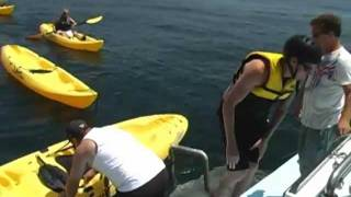 Blue Ocean Kayaking Promo