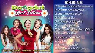Gambar cover Dangdut Best Sellers 2017