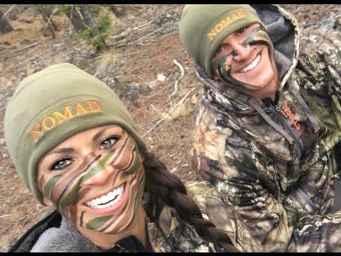 Hunting Face Paint Tutorial | Sarah Bowmar | Bowmar Bowhunting