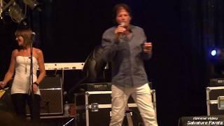 Sandro Giacobbe in Concerto a Bompensiere  - (16 agosto 2015)