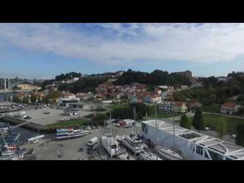 Douro Marine Porto i Portugal