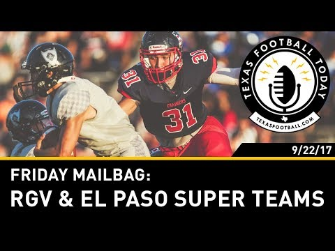 If you consolidated schools from El Paso or RGV into one big super team, could it win a 6A title?