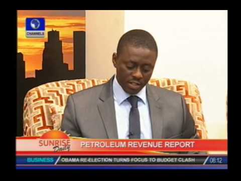 sd zakka bala on petroleum revenue report 081112