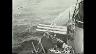 US Navy Battleship USS Iowa - The Big Stick