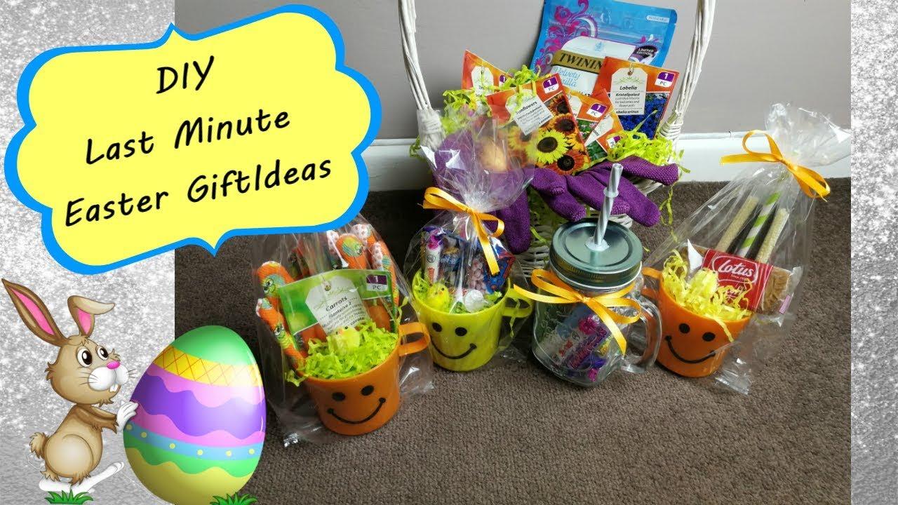 Last minute diy easter gift ideas youtube last minute diy easter gift ideas negle Choice Image