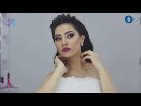Gözəl Qadın Dünyası gəlin bəzədilməsi video çarx