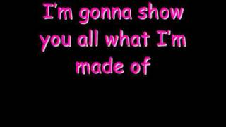 Cher - Last of me (Burlesque) with lyrics.wmv
