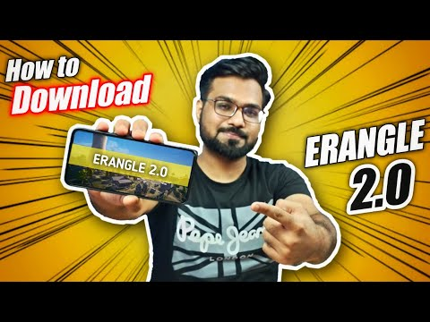How to download Pubg Mobile Erangel 2.0 in India  [ Erangel 2.0 ]