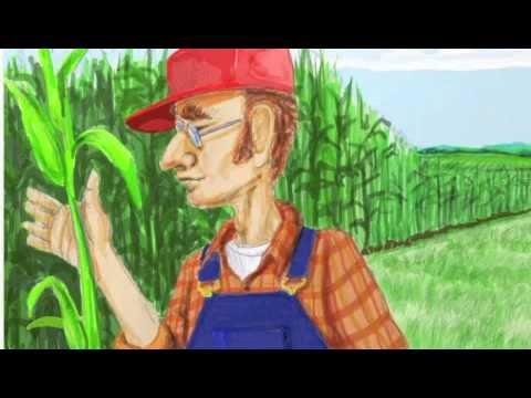 Farmer Pete at the Farm