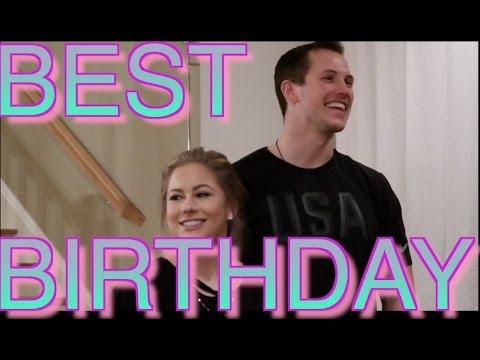 The Most MAGICAL Birthday! | Shawn Johnson