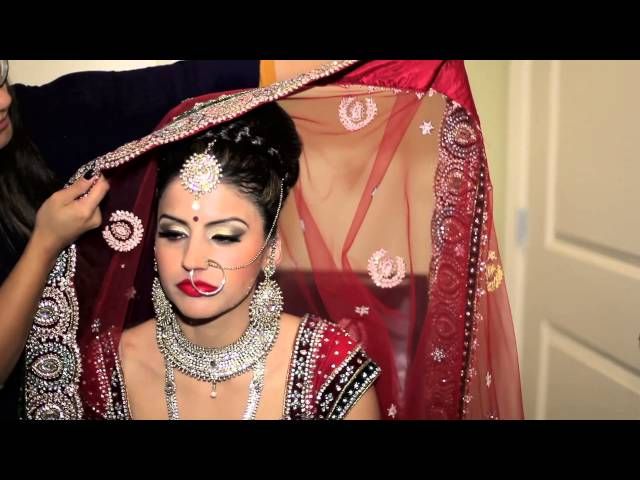 Beautiful Indian Wedding Highlights Video | Videography in Vancouver Travel Video