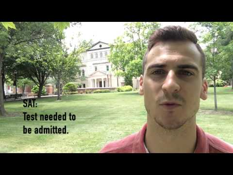 Admissions - Applying to American Universities