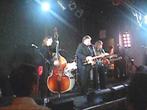 JOHNNY CASH'S BAND - THE TENNESSEE 3 IN CARDIFF 2010