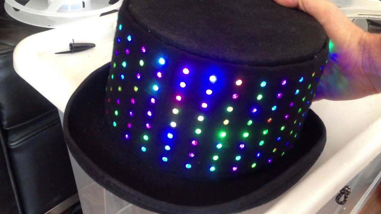 Led Top Hat Youtube