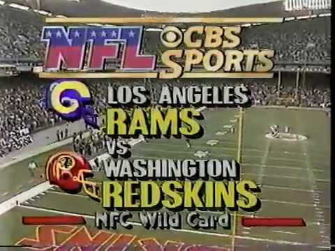 NFL Today, Wild Card Edition 1986