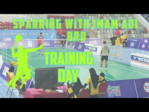 Sparring Games In Training With Imam
