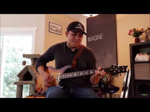 Kiss Tomorrow Goodbye- Luke Bryan (Guitar Cover)