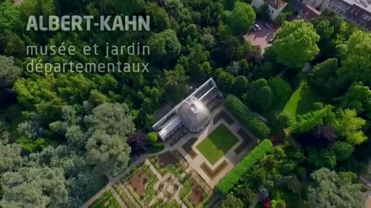 Musee Albert Kahn Boulogne Billancourt Youtube