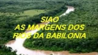 "RIVERS OF BABYLON- BONEY M. - TRADUÇAO - 1978 - ""RUBENS"""
