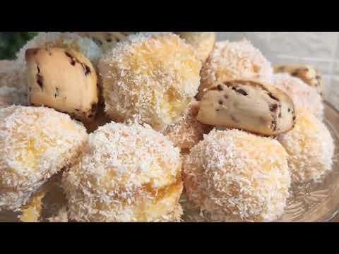 gâteau-de-l'aïd-cuisine-maliya/1seule-pâte-4-différents-modèles/حلوة-العيد-بطريقة-سهلة-وبسيطة-😷👈