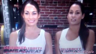 tes tv ep an inside look at the bellas www starlets gym traning and working at wwe