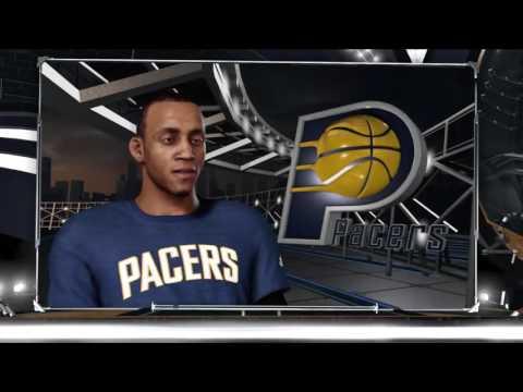 NBA 2K17 Full Gameplay 5v5 Pacers vs Raptors! 4 Quarters