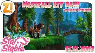 Star Stable Update [SSO]: Mistfall ist da! + 3 neue Pferde [Update 13.12.2017]