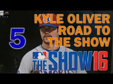 MLB 16 The Show | Road to the Show Closing Pitcher Ep. 5 | Continuing the Dominance!