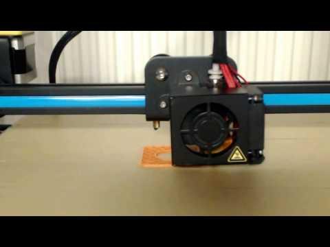 Creality CR-10 Printing at 2X Speed