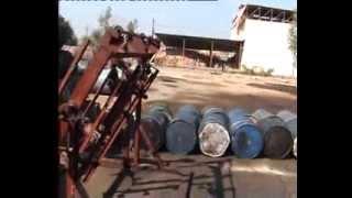 видео waste oil reclamation