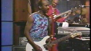 Ernie Isley - 1990 - guitar fun in LA Thumbnail