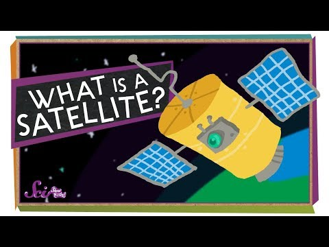 Check Out the Satellites!