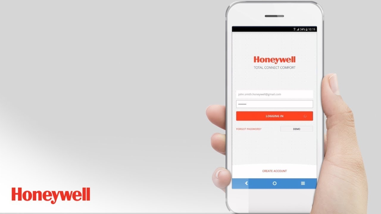 Evohome Security System Operation | evohome security | Honeywell Home