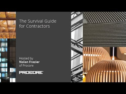 The Survival Guide for Contractors