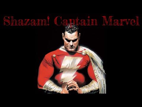 DC Comic's Shazam! Captain Marvel. (A soft spoken synopsis | Asmr)