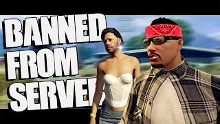 Cholos Get Banned From Server For Trolling Too Hard 🤣 Gta V Roleplay