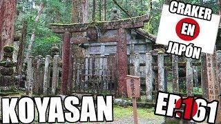 KOYASAN El monte con más templos japoneses | Wakayama | Craker en Japón