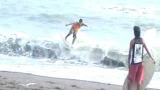 Maasin 1st National Skimboarding Competition