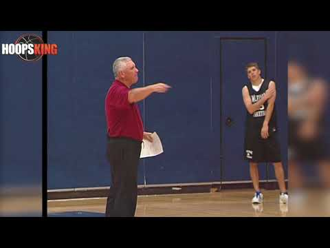 Bob Hurley's Best Warm-Up Drill To Start Off A Basketball Practice