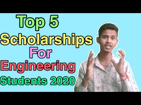 Scholarship For Engineering Student 2020   Deepak Chouhan