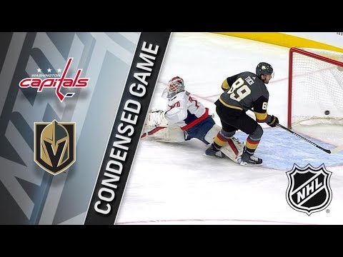 Washington Capitals vs Vegas Golden Knights - Dec.23, 2017 | Game Highlights | NHL 2017/18. Обзор